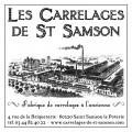 Fabrique à l'ancienne des Carrelages de St Samson